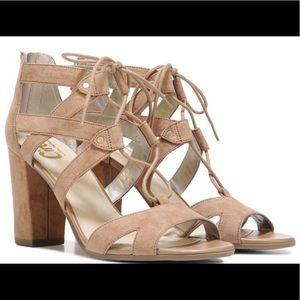 CIRCUS BY SAM EDELMAN Emilia Lace Up Dress Sandals